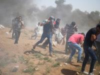 Seorang Demonstran Palestina Akhirnya Meninggal Dunia