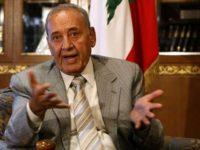 Ketua Parlemen Lebanon Bela Keberadaan Iran dan Hizbullah di Suriah