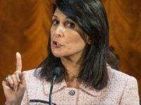 Haley Meradang Saat PBB Ungkap Kemiskinan di AS