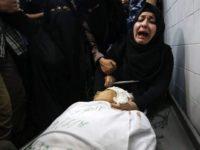 Seorang Bocah Palestina Meninggal Di Tangan Militer Israel