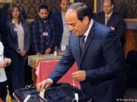 Untuk Kedua Kalinya, El-Sisi Menangkan Kursi Presiden Mesir