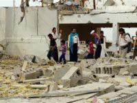Enam Warga Yaman Meninggal Akibat Serangan Arab Saudi