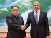 Putin Resmi Undang Kim Jong-un Berkunjung ke Rusia