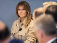 Istri Trump Kecam Kebijakan Pemisahan Keluarga Imigran