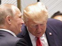 Gedung Putih Akui Telah Sensor Teks Konferensi Pers Trump-Putin