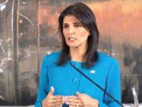 Haley: Dewan HAM adalah Badan PBB Paling Gagal