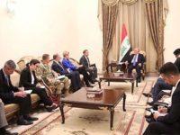 Al-Abadi Ingin Kurangi Jumlah Konsultan Militer AS di Irak
