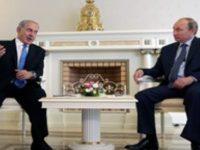 Netanyahu Tawari Rusia Pencabutan Sanksi Jika Iran Keluar dari Suriah