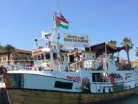 Meski Sempat Dicekal Israel, FFC Tetap Kirimkan Kapal Bantuan ke Gaza