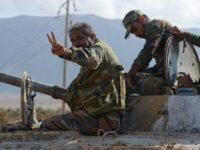 Tentara Suriah Kepung Kawanan Besenjata Di Daraa