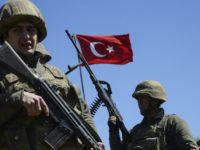 Turki Tarik Militernya Dari Wilayah Afrin