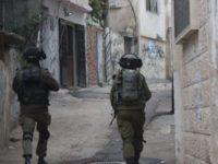 Israel Tangkap Puluhan Warga Palestina di West Bank