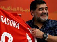 Wow, Ini Kata Diego Maradona Tentang Ambisi AS Terhadap Suriah