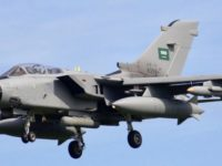 Jet Tempur Tornado Milik Saudi Terjatuh di Asir