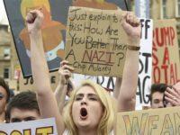 Kunjungi Skotlandia, Trump Disambut Aksi Demo