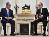 Jumpai Putin, Netanyahu Tegaskan Iran Harus Keluar Dari Suriah