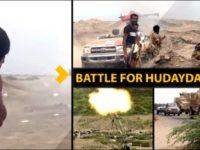 Laporan Reuters Mengenai Perang Di Hudaydah