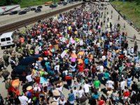 Ribuan Warga AS Demo Kekerasan Senjata Api