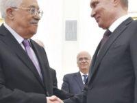 Usai Bertemu Abbas, Putin Janji Akan Sampaikan Suara Rakyat Palestina ke Trump