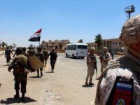 Tentara Suriah Rebut Kembali Kota Daraa Dan Masuki Kota Tafas