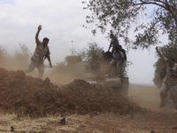 Tentara Suriah Gencarkan Serangan Ke Kantung Terakhir ISIS Di Suwaida