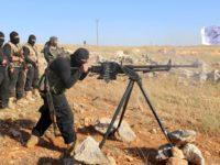 Pergerakan Militan Di Suriah Selatan Didukung Israel