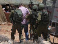 Israel Tangkap 13 Orang Palestina di West Bank