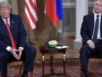 Bertemu Putin, Trump Dihujat karena 'Bersahabat' dengan Rusia