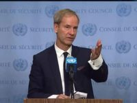 Wakil Swedia di PBB: Tiap Hari Kita Kian Dekat Menuju Perang di Gaza