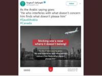 Saudi Beri Penjelasan Soal Ancaman Ala Teror 11/9 kepada Kanada