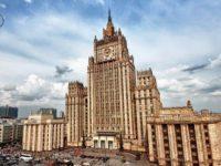 Moskow: Sanksi Baru AS atas Rusia Cemarkan Nama OPCW