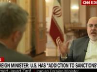 Zarif: AS Punya Penyakit Kecanduan Embargo