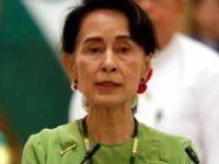 Aung San Suu Kyi Sebut Muslimin Myanmar sebagai Teroris
