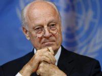 De Mistura: Suriah Berhak Kembalikan Keutuhan Wilayahnya
