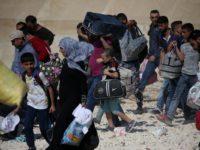 Rusia Siapkan 10 Perbatasan Bagi Pengungsi yang Pulang ke Suriah