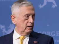 Mattis Dukung Ide Pembentukan Pasukan Antariksa AS