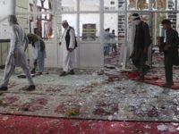 Serangan Bunuh Diri Terjang Masjid Syiah Di Afghanistan, 25 Orang Terbunuh