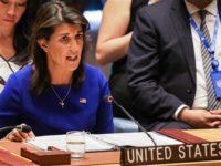 Haley Pertanyakan Hak Kembali Warga Palestina