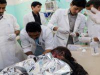 Bus Sekolah Diterjang Serangan Udara Saudi, 40-an Siswa Terbunuh