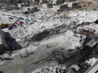 Gudang Amunisi Meledak Di Idlib, 39 Orang Tewas