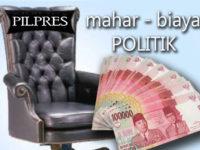 Mahar Berbeda dengan Biaya Politik