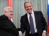 Menlu Suriah Nyatakan Negara Berada Di Tahap Akhir Penumpasan Teroris