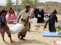 PBB Nyatakan Jumlah Pengungsi Hudaydah Lampaui 350,000