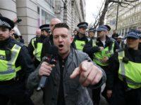 Tokoh Islamofobia Inggris Ini Dibebaskan dari Penjara