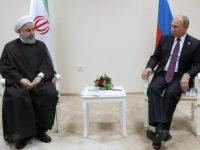 Jumpa Rouhani, Putin Tegaskan Pentingnya Perjanjian Nuklir Iran