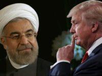"""Trump Minta Iran """"Berhati-Hati dengan Acaman"""""""
