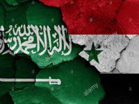 Saudi Beri Kontribusi US$ 100 Juta Untuk Proyek Di Timur Laut Suriah, Damaskus Menentangnya