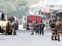 Gelombang Serangan Di Afghanistan Tewaskan 90-an Orang