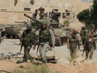 Lima Tentara Suriah Tewas Diserang Kelompok Afiliasi Al-Qaeda Di Idlib