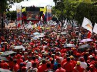 Warga Venezuela Beri Dukungan Kepada Presiden Maduro